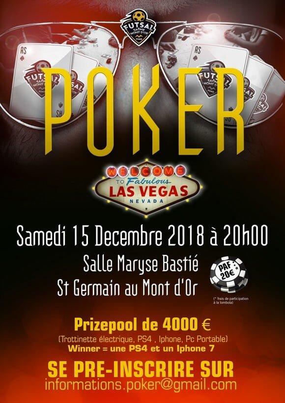 Tournois de poker Fsmd