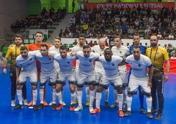 Equipe Régional 1 du Goal Futsal Club