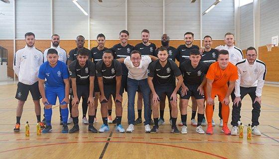 L'équipe Compétition Régionale 1